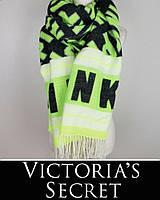 Шарф палантин Victorias Secret ORIGINAL яркий шарф унисекс, женский, подростковый