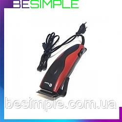 Машинка для стрижки волос MS 3304 с насадками