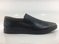 Мужские кожаные мягкие  туфли, фото 1