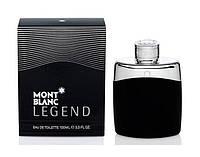 "Туалетная вода, mont blanc ""legend"", 100 ml lp (копия)"