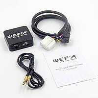 Автомобільний mp3 адаптер WEFA WF-605 MP3/USB/AUX для Honda 2.4