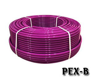 Труба для теплої підлоги PEX-B 16х2 з кисневим бар'єром (Чехія)