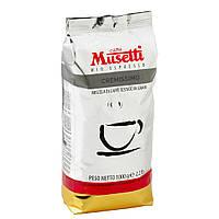 Кава в зернах Caffe Musetti Cremissimo 1 кг