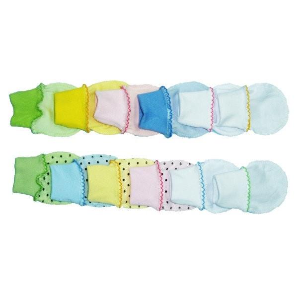 Рукавички для новорожденных (интерлок)