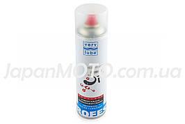 Смазка силиконовая 500мл (аэрозольный баллон 650мл) VERYLUBE (ХАДО)