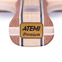 Ракетка для настольного тенниса ATEMI 4000 PRO BALSA ECO LINE, фото 3