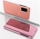 Чохол Mirror для Samsung A71 2020 / A715F книжка Дзеркальна (різні кольори), фото 6