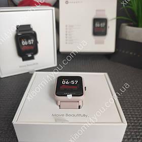 Смарт-часы Xiaomi Amazfit Bip S Lite ( Black , Pink)