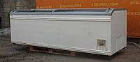 """Морозильна камера (скриня) """"AHT Paris 250"""" 2.5 м., (Німеччина), корисний об'єм 1000 л, Б/в, фото 1"""