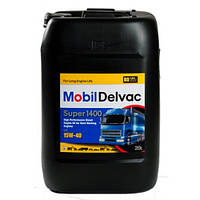 Моторное масло Mobil Delvac Super 1400 15W-40 20 л.