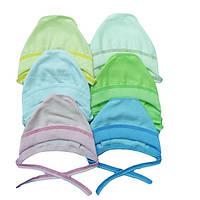 Чепчики для новорожденных (с начесом)