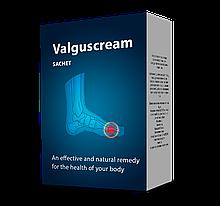 VALGUCREAM (Вальгукрем) - саше від вальгусной деформації стопи. Ціна виробника. Фірмовий магазин