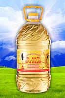 Масло подсолн. «Соняшникова Олія» 2,9 л / 2670 г рафин.