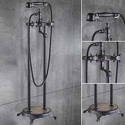 Напольный смеситель для ванной. Модель RD-3024