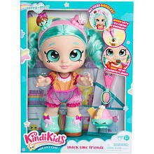 """Кукла Кинди Кидс Пеппа Минт  - Kindi Kids """"Snack Time Friends"""" Peppa-Mint - Moose 50007"""