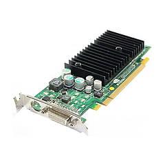 Видеокарта Nvidia NVS 285, PCI-E б/у