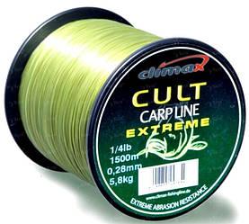 Волосінь Climax Cult Carp Extreme 0.30 7.1 кг 1330m