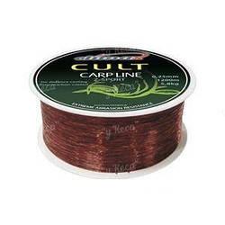 Волосінь Climax Cult Carp Line Z-Sport cooper-brown 0.25 мм 5.8 кг 1200м