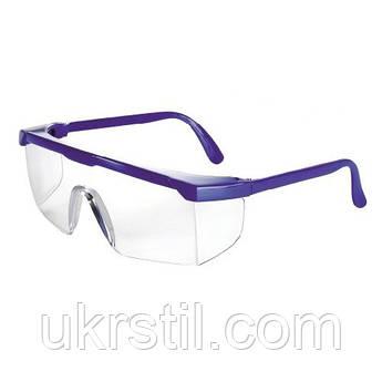 Очки защитные синие, 511 Univet