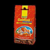 Корм для аквариумных рыб Tetra Gold fish Weekend 10шт корм для золотых рыбок на выходные или отпуск