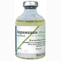 Апрамицин 50 мл Huvepharma (Болгария) антибиотик широкого спектра действия для ветеринарии
