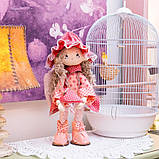"""Набір для шиття інтер'єрної каркасної ляльки """"Ангелок"""", фото 3"""