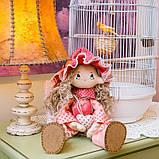 """Набір для шиття інтер'єрної каркасної ляльки """"Ангелок"""", фото 5"""