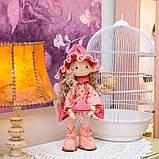 """Набір для шиття інтер'єрної каркасної ляльки """"Ангелок"""", фото 6"""