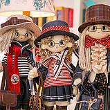 """Набір для шиття інтер'єрної каркасної ляльки """"Том"""", фото 4"""