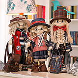 """Набір для шиття інтер'єрної каркасної ляльки """"Том"""", фото 5"""