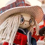 """Набір для шиття інтер'єрної каркасної ляльки """"Том"""", фото 6"""