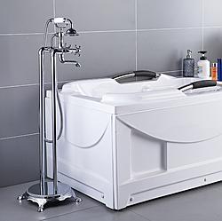 Напольный смеситель для ванной. Модель RD-3025
