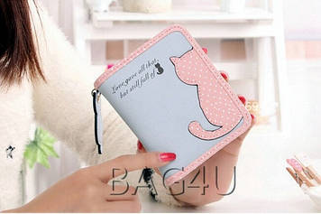 Жіночий маленький гаманець. Гаманець для дівчат, дівчаток .Дитячий гаманець.ТС26