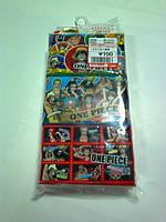 Японские сухие салфетки 60шт (персонажи аниме ONE PIECE)