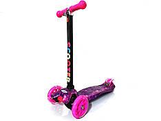 Самокат трехколёсный Scooter