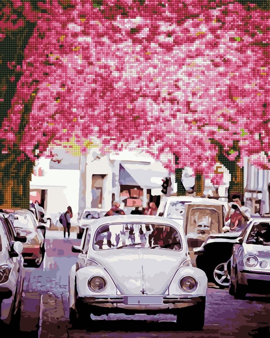 Квітуча вулиця