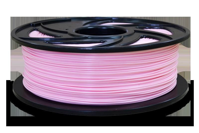 Пластик для 3D-принтера 1кг PLA  (3d-ручки) 1.75мм/1кг (330м) HQ (Светло Розовый) HQ210