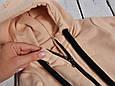 Трикотажний чоловічок-комбінезон Magbaby Rolan демисезон бежевий, фото 8
