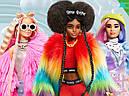 Кукла Барби Экстра 3 Модница Barbie Extra Doll #3 GRN28, фото 9