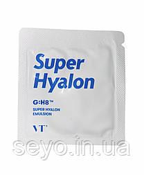 Эмульсия для лица с гиалуроновой кислотой VT Cosmetics Super Hyalon Emulsion, 1 мл
