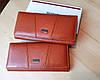 100% Шкіряний жіночий гаманець Хорс. Вибір. Жіночий клатч оригінал. Жіночий гаманець шкіра. СК7-3, фото 3