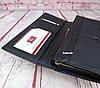 100% Шкіряний жіночий гаманець Хорс. Вибір. Жіночий клатч оригінал. Жіночий гаманець шкіра. СК7-3, фото 6