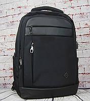 Качественный мужской рюкзак с системой Антивор и USB переходником РК31