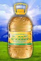 Масло подсолн. «Соняшникова Олія» 4,8 л / 4.400 г нерафин.