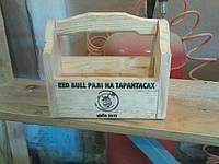 Ящик деревянный, сувенирная продукция