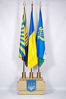 VIP тумбы для флагов в кабинеты руководителей