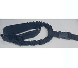 Ремінь збройовий одноточковий Black, 1031ч