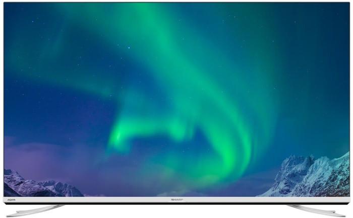 """Телевізор 49"""" Sharp LC-49XUF8772ES-(З)-Б/У"""