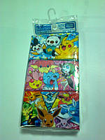 Японские сухие салфетки 60шт (персонажи аниме)