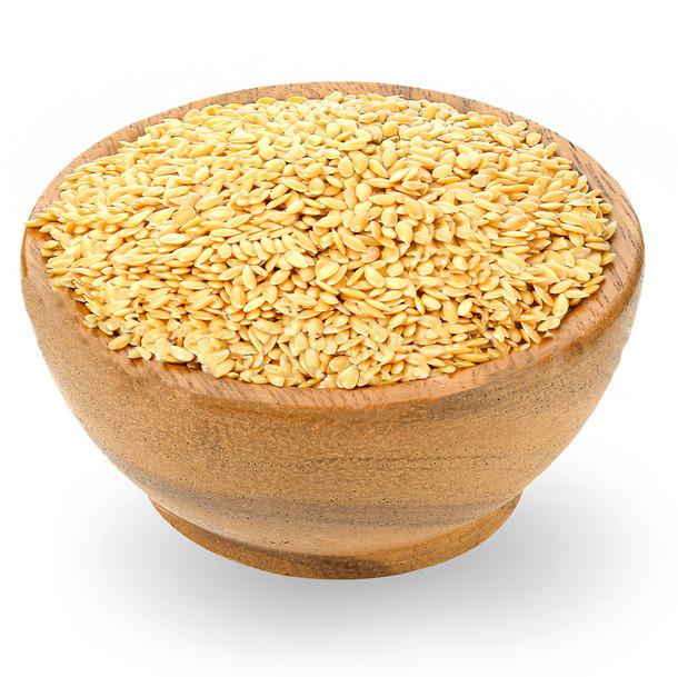 Семена льна золотистые 500 г
